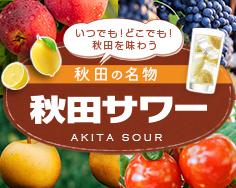 秋田サワー トップページ用バナー